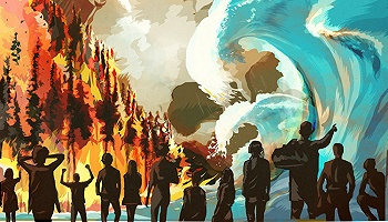 气候危机令人担忧,这就是为什么我们需要科幻小说