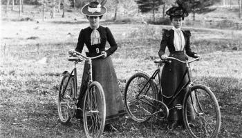 """从阶级和性别两方面来说,自行车为什么是""""自由之轮""""?"""