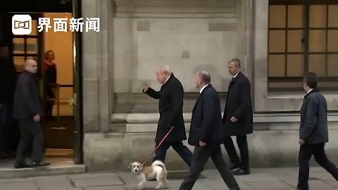 """英國首相約翰遜贏得大選,新政府優先任務是完成""""脫歐"""""""