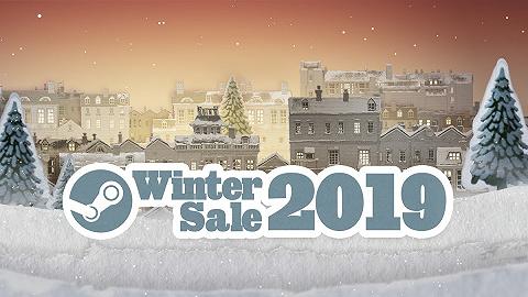 Steam和Epic商店圣诞大促,开启了游戏剁手的季节