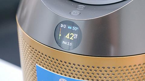 這款名字超長的加濕空氣凈化風扇,準備用三合一的方式打動你