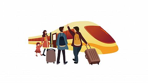 数据 | 铁路春运首日发送旅客1160万人次,北京往东北的车次很热