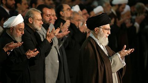 """伊朗最高领袖谴责美英法德,特朗普回应:你已经不怎么""""最高""""了"""