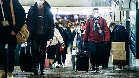 圖集丨疫情之下,返城潮中的北京站