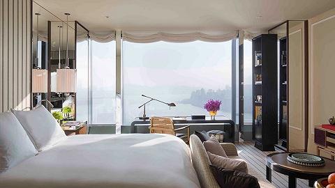 综合康体搭配高端公寓,香港瑰丽再升级