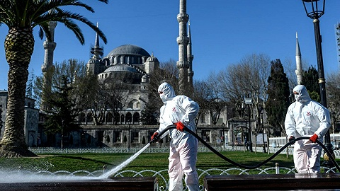"""不要低估中东疫情!土耳其确诊破万,恐成""""又一个意大利"""""""