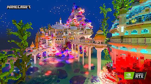 热门游戏《我的世界》将更新测试版本,首次支持光线追踪技术