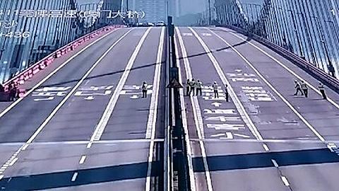 廣東交通集團:虎門大橋振動系渦振現象 懸索橋結構安全