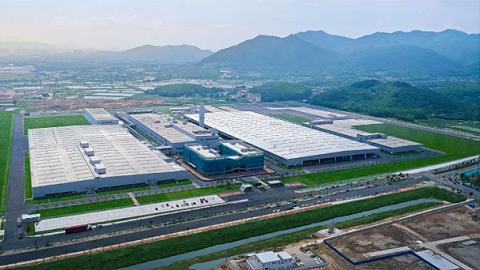 小鵬汽車肇慶自建工廠生產資質獲批,將生產P7