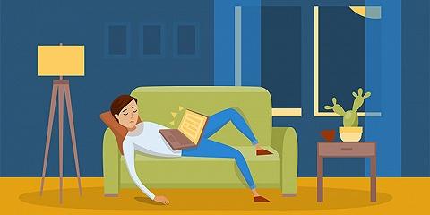 現如今,都是什么原因讓你熬夜晚睡?
