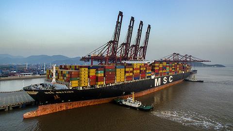 全球最大集裝箱航運公司或易主