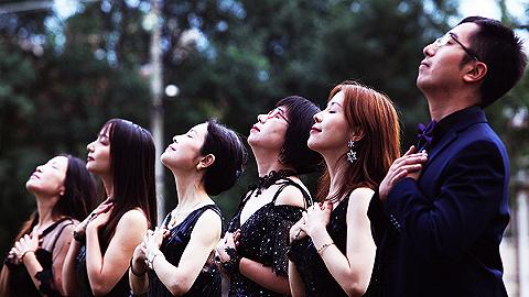 【图集】罕见病者的人声乐团:用歌声挑战呼吸极限