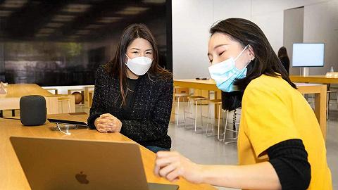 """蘋果中國推出學習計劃,讓""""廠弟廠妹""""們也學會編程"""