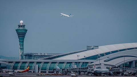 廣州白云機場旅客吞吐量躍居全球第一
