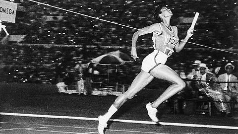 【圖集】回望百年歷史,經典瞬間詮釋奧運精神