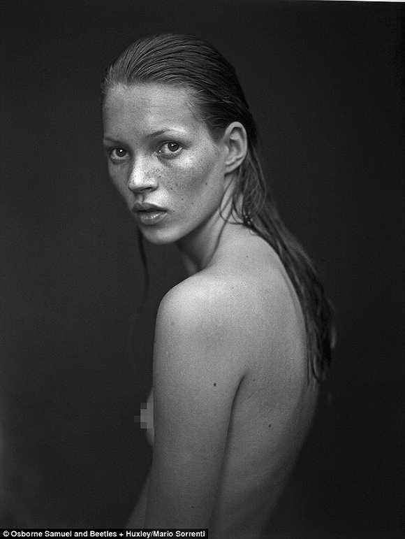 照片 凯特莫斯精选11张纹身v照片性感性感女生大图qq皮肤图片