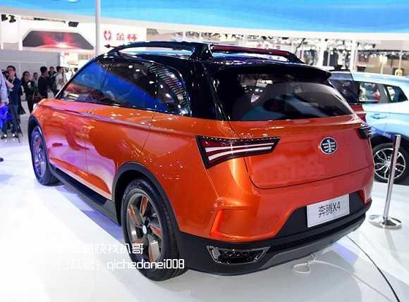 后续还会有紧凑型SUV奔腾X60推出,以改善奔腾品牌在SUV市场仅有高清图片