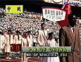 原来中国队奥运队服不都是番茄鸡蛋!图片