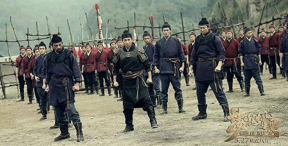 《荡寇风云》不只是抗倭,而是400年前中国对日本的全面碾压