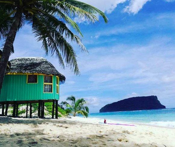 斐济边上有个惊喜的免签海岛,曾被孤独星球力荐,风景原始物价低