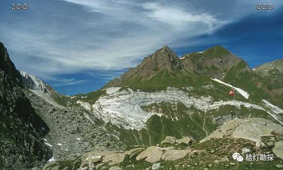 野外经典地质现象实拍合集