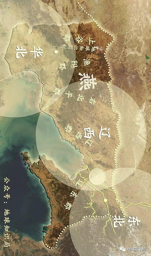 從東北到北京,有多少條遼西走廊?圖片