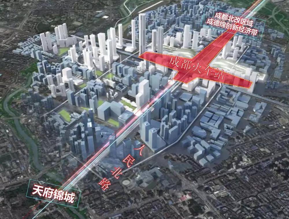 火车北站大变身!日建设计已确定参与其规划方案