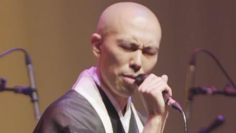 日本佛教的繼承者,卻成為日本當紅的僧侶音樂人