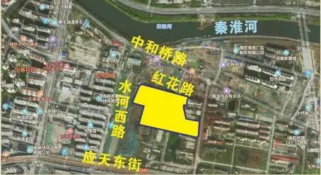 南京御道街远期规划图