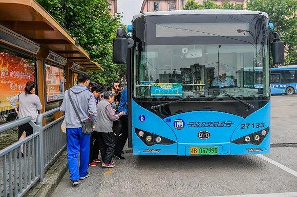 本周末起,宁波公交两条假日特色