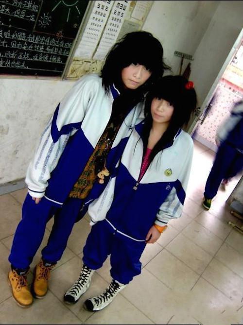 12岁美少女图片_看到台湾女学生的校服,才知道真正的沈佳宜只属于台湾 界面 ...
