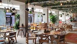 上海新天地开了家玻璃餐厅 里面的创意料理谢霆锋也爱