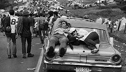 【JMedia】摇滚年代的人与车