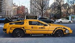 【JMedia】纽约出租车司机,是和牛仔、淘金客最接近的职业