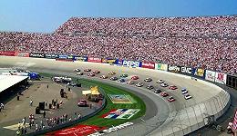 【JMedia】这很美国,探秘美式F1-NASCAR