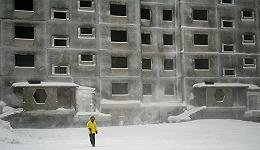 今日古拉格:暴风雪、极夜与矿业污染