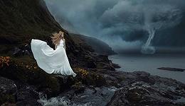 她将梦境拍摄为现实,浪漫而宁静