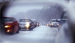 北方城市雪天出行难 交通大数据揭示长春人淡定沈阳人崩溃