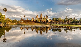 柬埔寨莱佛士双城记,记录高棉的微笑与金边的璀璨