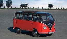 文化 延续68年的6代传奇 大众Transporter车型历史浅考