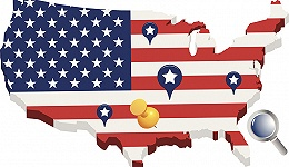 德州产石油加州多码农 比比美国50州优势产业