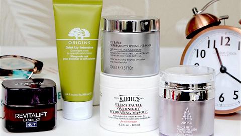 除了保健药和眼罩 夜用护肤品也跻身310亿睡眠援助产品市场
