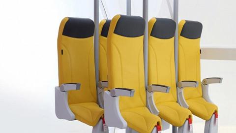 """将来飞机可能会有""""站票""""了"""