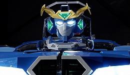 """【工业之美】""""现实版""""变形金刚来了 近4米高机器人一分钟变跑车"""