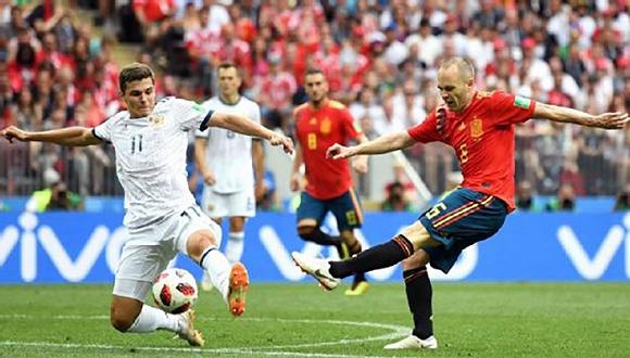 伊涅斯塔国家队生涯结束 西班牙黄金一代就此谢幕?