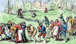 """跳舞跳到死:500年前的法国""""舞疫""""对我们有何启示?"""