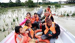 四川甘肃两省暴雨洪涝灾害已致15人死亡4人失踪