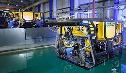 """【工业之美】中国制造全球最大功率无人潜水器 可实现""""海底捞针"""""""