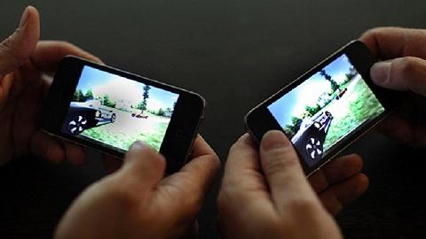竞争激烈的游戏手机又来了新成员:蜗牛数字发布摩奇i7s