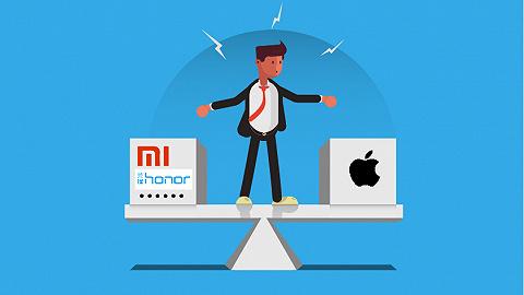 快看   中国手机品牌利润首超20亿美元 国产机利润仅为苹果的1/14